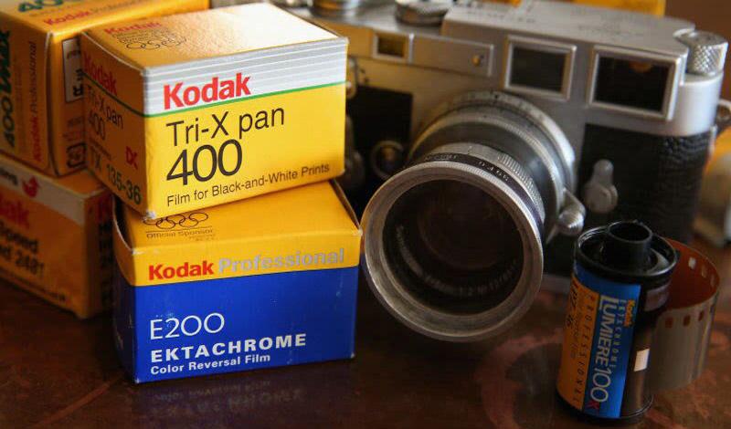 Kemungkinan Kodak Batal Jual Paten
