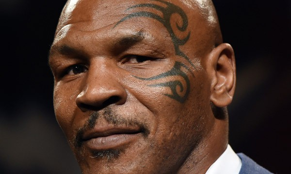 Tyson Peringatkan Rapper 50 Cent untuk Diam