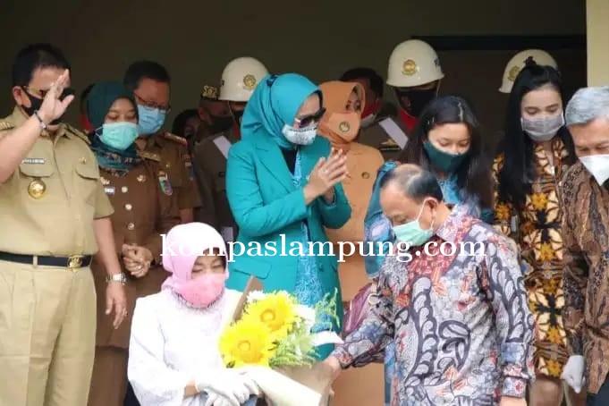 Gubernur Lampung Lepas Pejabat Paripurna Tugas