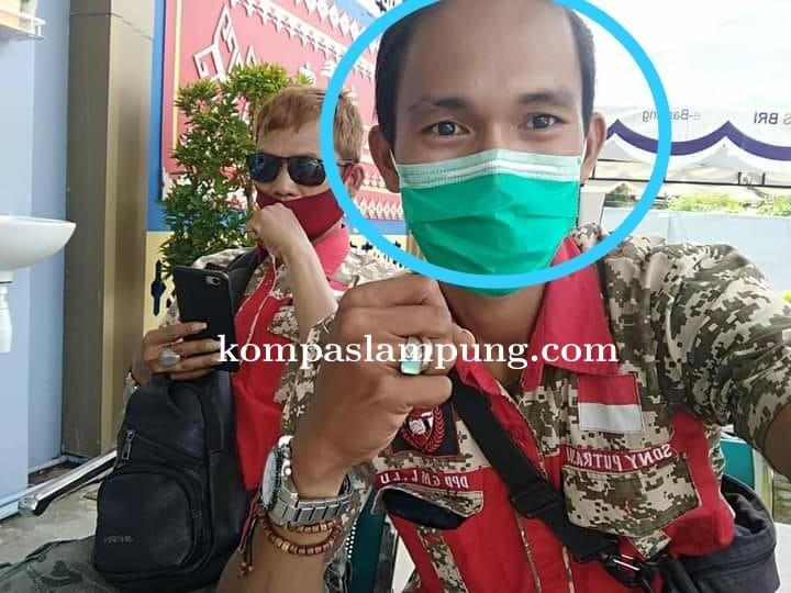 Hina Wartawan di FB, Ketua FPII Lampung Utara Laporkan Ke Polisi