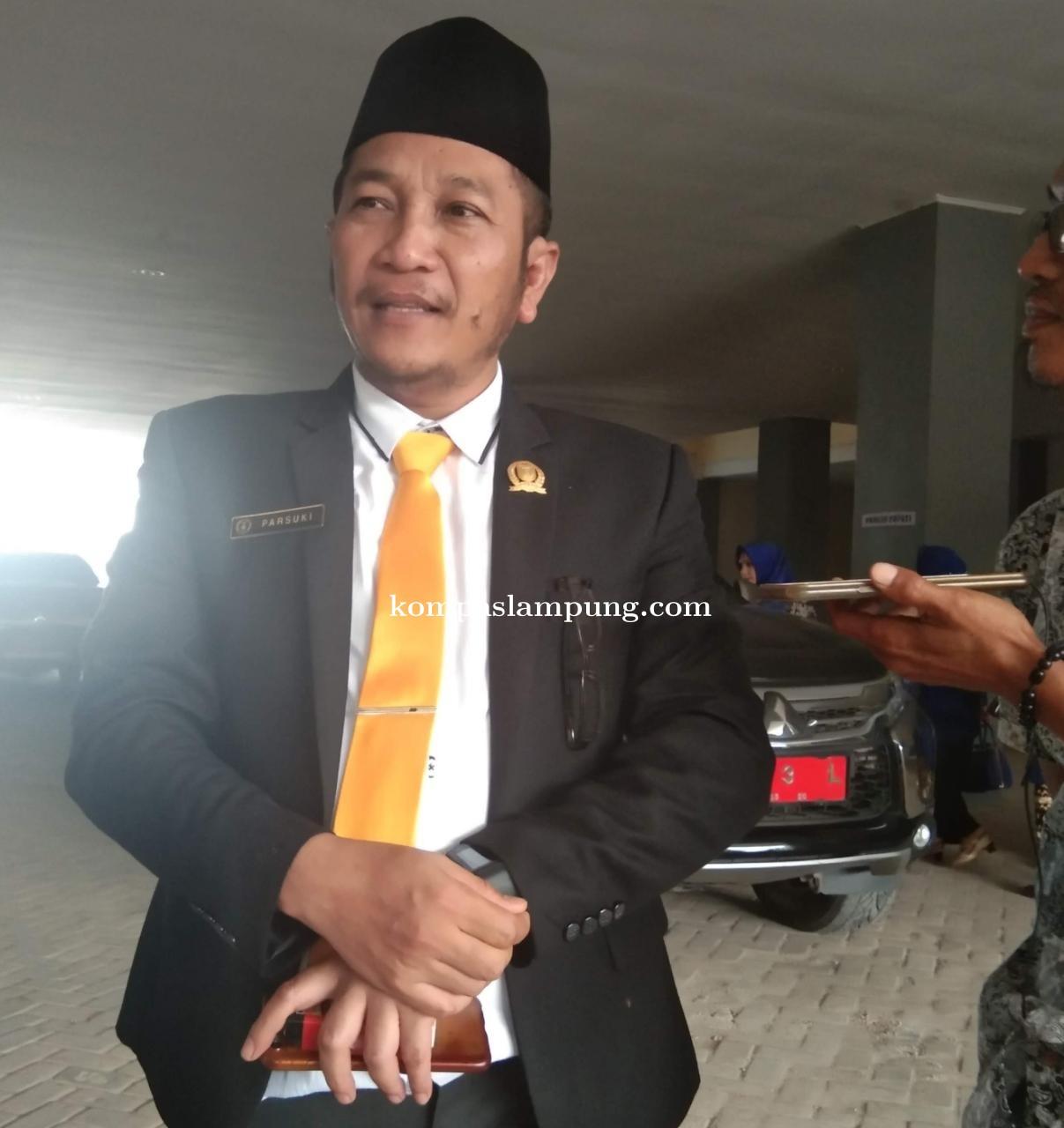 DPRD Kab Mesuji Akan Segera Menindaklanjuti Dugaan Pengecoran BBM Jenis Premium